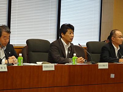 古賀克重法律事務所ブログ 薬害肝炎大臣協議2013
