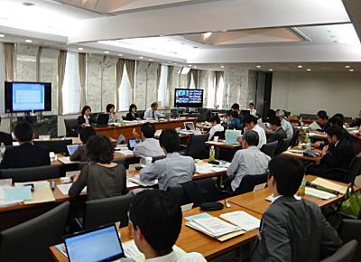 古賀克重法律事務所ブログ 全国広報担当者連絡会議
